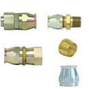 Discharge Hose Reusable Fittings