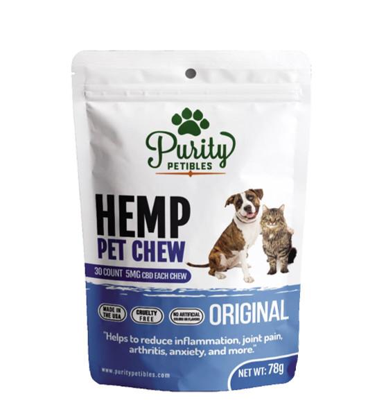 Hemp Pet Treats 150mg (3 PCS)