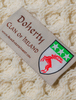 Doherty Clan Sweater - Label