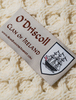 O'Driscoll Clan Sweater - Label