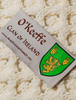 O'Keeffe Clan Sweater - Label