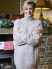 Merino Wool Turtleneck Sweater - Oatmeal (CatImage_/christmas-for-her) (CatImage_/aran-christmas-store)