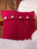 Aran-Knit Cushion Cover (CatImage_/aran-christmas-store) (CatImage_/christmas-for-home)