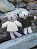 Aran Wool Baby Teddy Bears