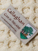 Callaghan Clan Scarf - Label