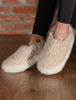 Merino Wool Slipper - Beige