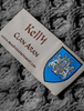 Kelly Clan Scarf - Label