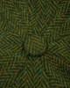 Donegal Tweed Mens Gatsby Cap - Green