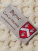 Byrne Clan Scarf - Label