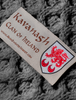 Kavanagh Clan Scarf - Label