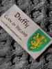 Duffy Clan Scarf - Label