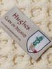 Hughes Clan Scarf - Label