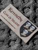 Kennedy Clan Scarf - Label