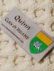 Quinn Clan Scarf - Label