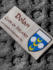 Dolan Clan Scarf - Label