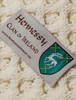 Hennessy Clan Scarf - Label
