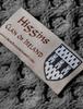Higgins Clan Scarf - Label