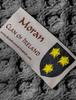 Moran Clan Scarf - Label