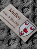 Mullen Clan Scarf - Label