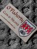 O'Flaherty Clan Scarf - Label