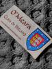O'Meara Clan Scarf - Label