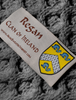 Regan Clan Scarf - Label