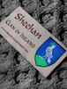 Sheehan Clan Scarf - Label