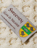 Sweeney Clan Scarf - Label