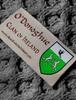 O'Donoghue Clan Scarf - Label