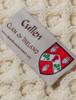Cullen Clan Scarf - Label