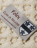 Foley Clan Scarf - Label