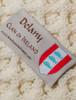 Delaney Clan Scarf - Label