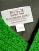 Handknit Fleece Lined Neckwarmer - Label