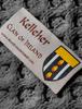 Kelleher Clan Scarf - Label