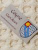 Coyne Clan Scarf -  Label