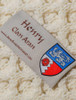 Henry Clan Scarf - Label