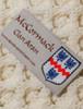 Mc Cormack Clan Scarf - Label