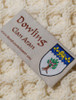 Dowling Clan Scarf - Label