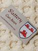 Slattery Clan Scarf - Label
