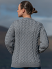 Lumber Crew Super Soft 100% Merino Wool - Ocean Grey