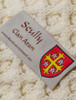 Scully Clan Scarf - Label