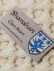 Shanahan Clan Scarf - Label