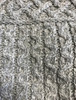 Ladies Super Soft Patch Cowl Sweater - Ice Grey Swatch