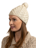 Super Soft Tree of Life Hat - Classic Aran