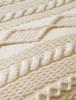 Murray Clan Aran Bed Runner Pattern