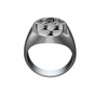 Ryan Clan Official Sterling Silver Ring