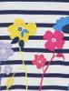 Causeway Girls Long Sleeve T-Shirt - Floral