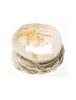 Ladies Extra Soft Aran Snood White