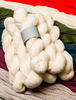 Super Soft Merino Wool Knitting Hanks - Natural Aran