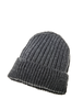 Men's Ribbed Super Soft Merino Wool Hat - Slate Grey